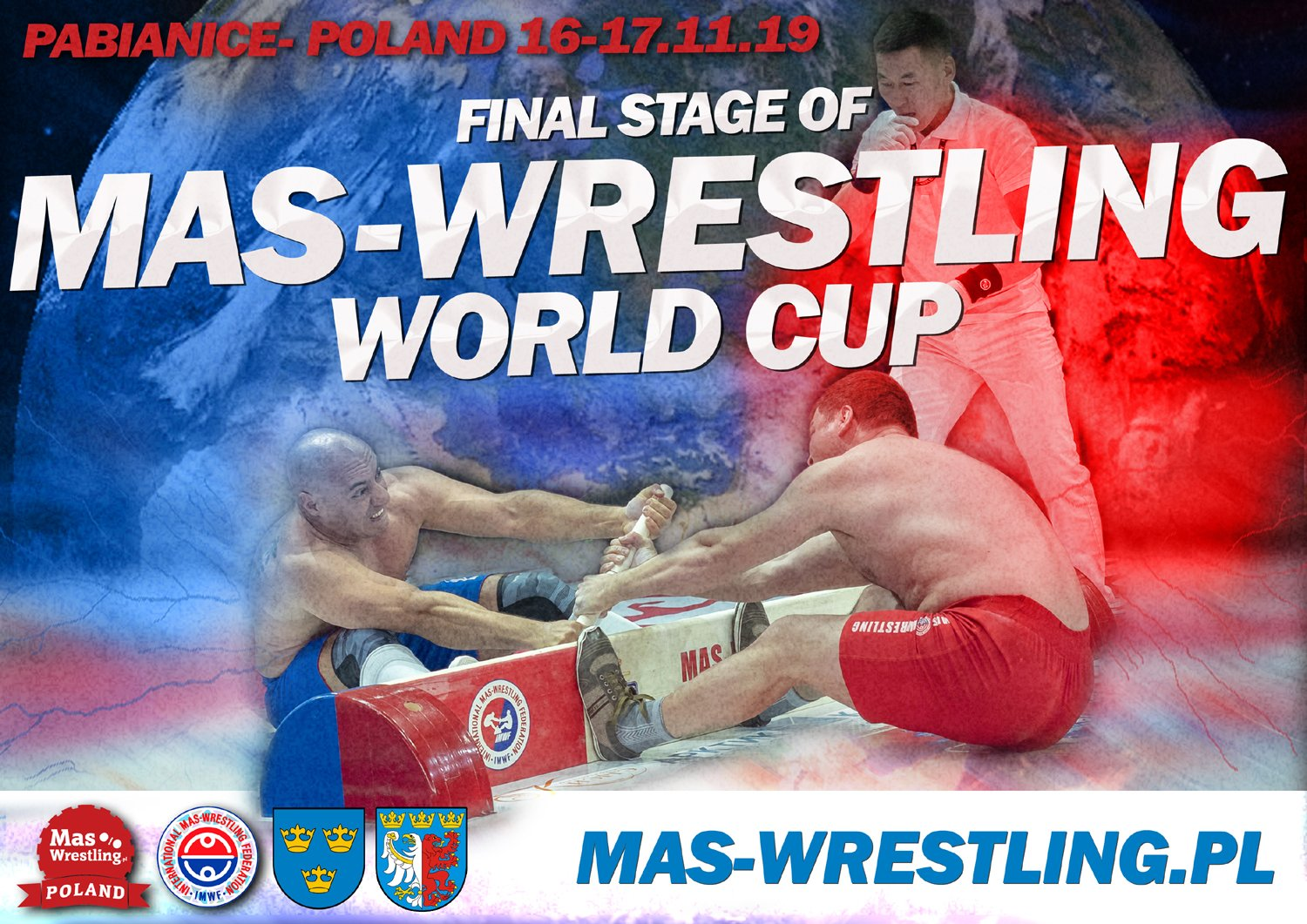 Mas-Wrestling World Cup 2019: the Final Stage.