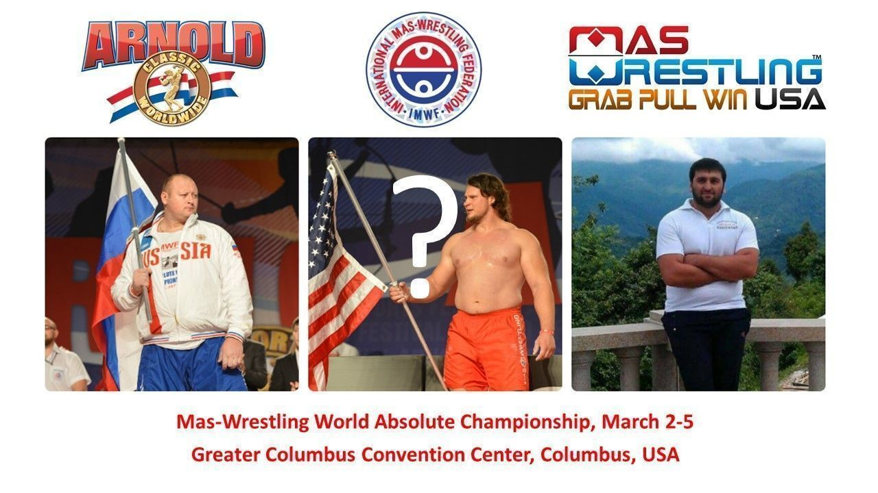The news of the day! One of the world's leaders will not take part in the Mas-Wrestling WC