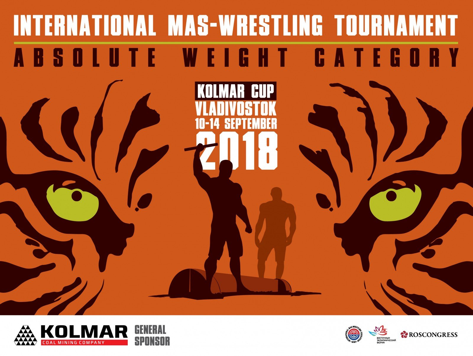 Kolmar Cup International Mas-Wrestling Tournament - 2018