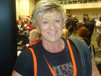Hanne Bingle, Great Britain: Mas-Wrestling competition will take place at the Exhibition Centre Liverpool, England
